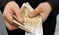 Назван средний уровень зарплат в Москве и Санкт-Петербурге
