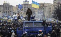 Двухлетие «майдана»: разрушенная экономика, инфляция, коррупция и нищета